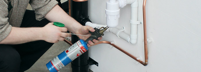 copper pipe repair san jose