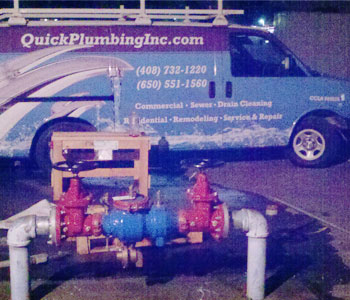 Backflow Installation San Jose